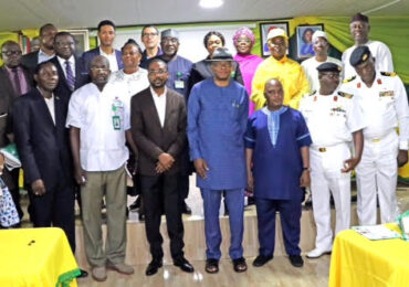 NPA Management interacts with Stakeholders in Lagos
