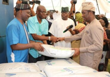 Lagos plans five-year road map for agric
