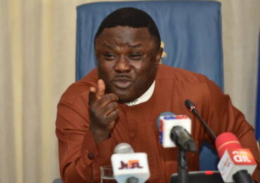 Ayade: Cross River To Harness Economic Potentials In Gulf Of Guinea