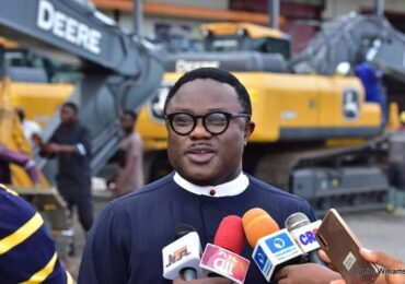 Ayade: Why I'm Executing Many Projects Despite Low Revenue