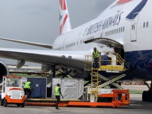 SAHCO Takes Over British Airways Ground Handling Contract