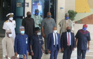 Amaechi Inaugurates NIMASA Board,  Charges Members To Complete Deep Blue Project