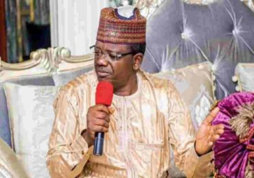 Foreigners Exchange Gold With Arms In Zamfara,Gov Bello Alleges
