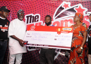Lagos  Business Man Wins TYLgames N1million grand prize