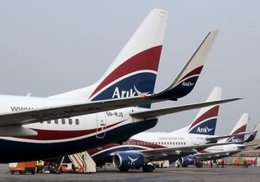 Arik Air Resumes Flight Operations