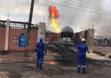 NNPC Commiserates With Lagosians On Baruwa Gas Plant Fire
