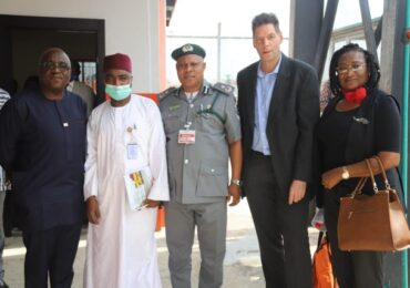 FG Pledges Support For SIFAX Group's New Container Terminal