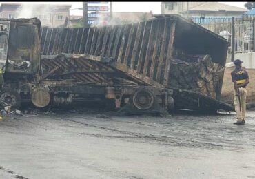 Otedola Bridge Explosion: NNPC Commiserates With Victims, Lagos Govt