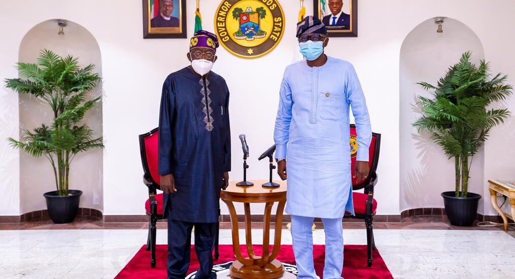 Tinubu Commiserates With Sanwo-Olu, Lagosians