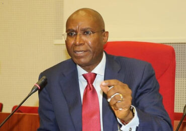Omo-Agege Tasks Niger-Delta Youths On Peace