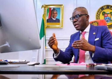Sanwo-Olu Appeals To Lagos Protesters To Leave The Road, Dialogue
