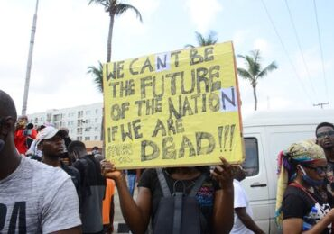 #EndSARS Protests And The Unanswered Questions