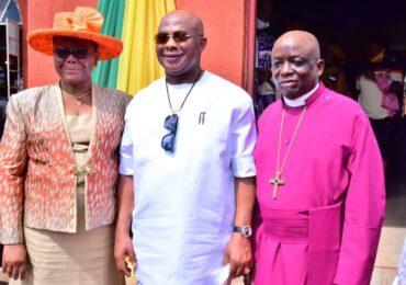 Uzodimma Canvasses Unity Among Christians At Anglican Synod