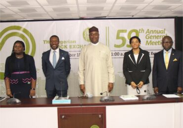 NSE Holds 59thAGM, The Last As Mutual Entity