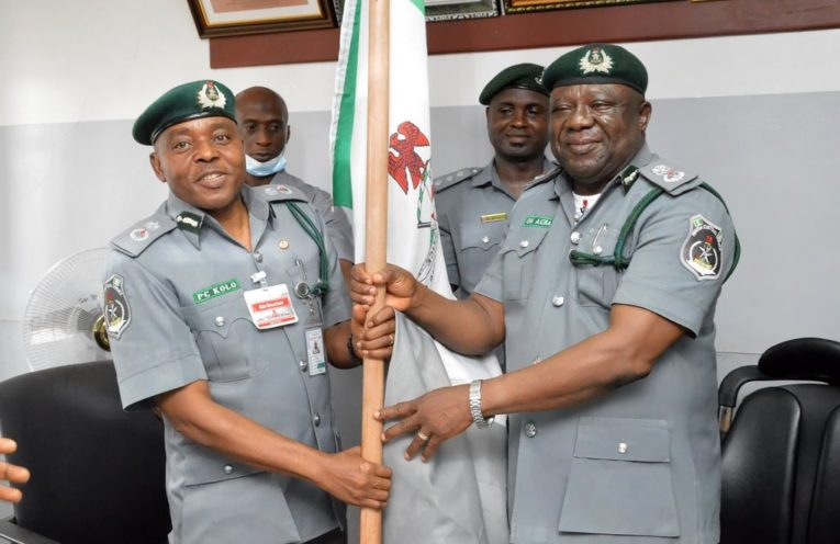 Ogun 1 Customs Command Idiroko Gets New Area Controller