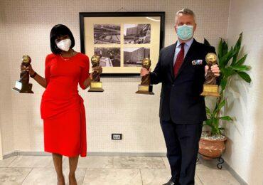 Transcorp Hilton Abuja Wins Four Awards At 2020 World Travel Awards