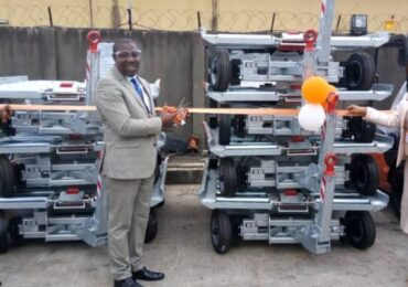 SAHCO Acquires Electric Ground Support Equipment