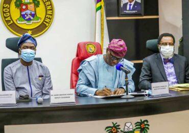Sanwo-Olu Says Lagos To Give Ndubuisi Kanu Befitting Burial, Sets Up Committee