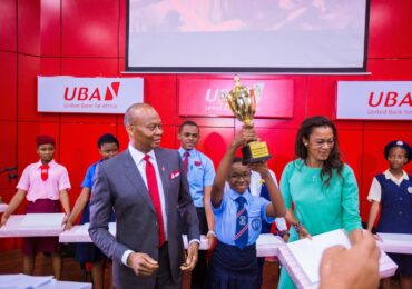 UBA Foundation's National Essay Competition 2020: Ten Out Of 12 Winners Are Girls