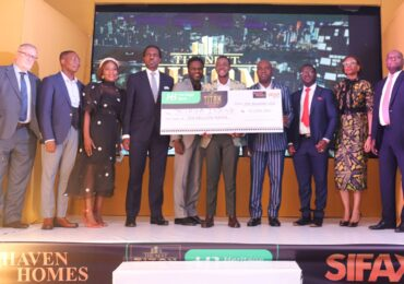 Joshua Idiong wins SIFAX-sponsored Next Titan Show